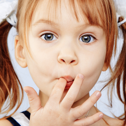 When do children usually lose their baby teeth?